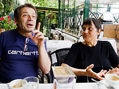 Emanuele und Vera