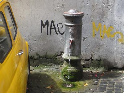 Nasone: Trinkwasser kostenlos