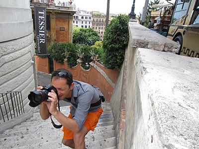 """Joe Cavallucci: """"Ein Gigapan zu machen ist ein eindrucksvolles Erlebnis. Es anzuschauen aber auch."""""""