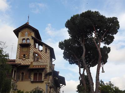Ein Jugendstilviertel mitten in Rom